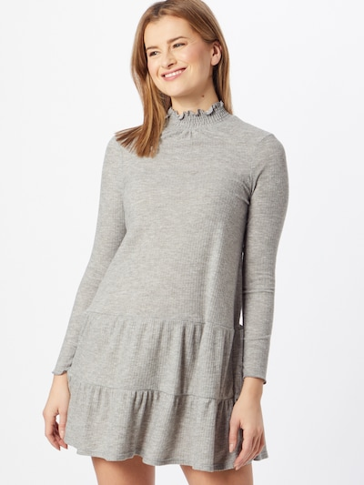 Miss Selfridge Kleid in grau, Modelansicht
