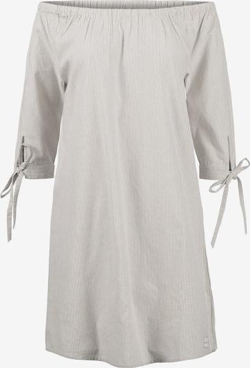 Blend She Off-Shoulder-Kleid 'Ophelia' in grau, Produktansicht