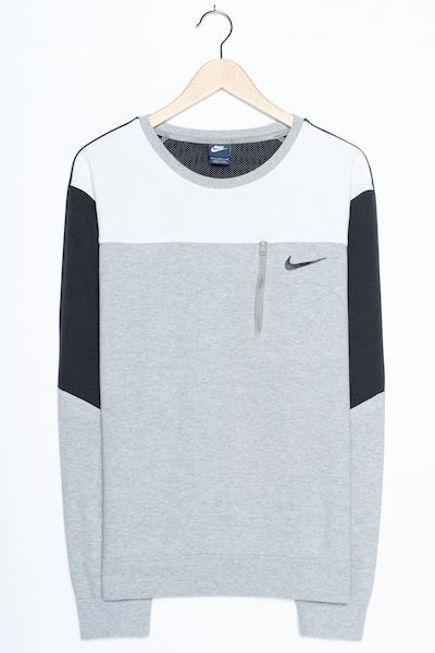 NIKE Sweatshirt in XL in hellgrau, Produktansicht
