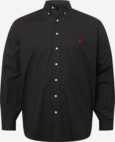 Polo Ralph Lauren Big & Tall Košeľa - čierna, Produkt