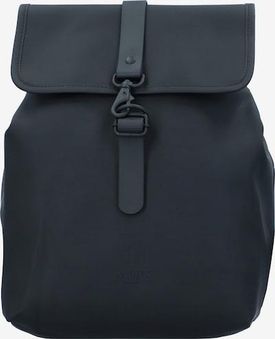 RAINS Rucksack 'Bucket' in schwarz, Produktansicht