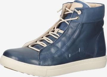 COSMOS COMFORT High-Top Sneakers in Blue