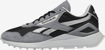 Reebok Classics Sneaker in grau / schwarz / weiß, Produktansicht