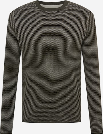 Only & Sons Sweater 'NIGUEL' in Green