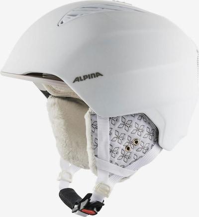 Alpina Helmet 'Grand' in Cream / White, Item view
