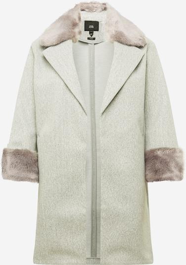 Cappotto di mezza stagione River Island Plus di colore talpa / grigio chiaro, Visualizzazione prodotti