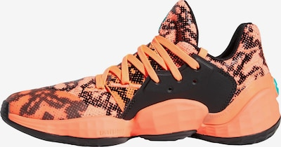 ADIDAS PERFORMANCE Basketballschuh in orange / schwarz, Produktansicht
