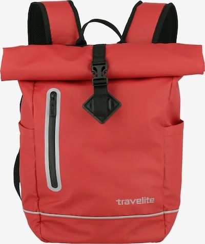 TRAVELITE Rucksack in rot, Produktansicht