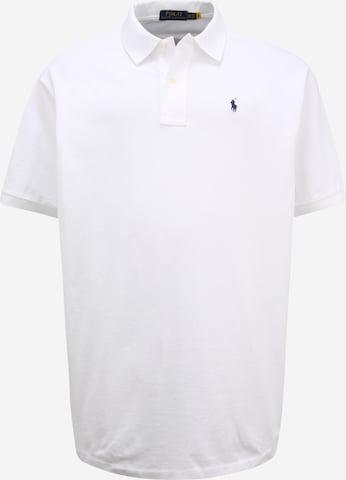 T-Shirt Polo Ralph Lauren en blanc