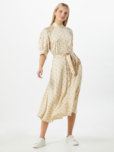POLO RALPH LAUREN Kleid 'Cici' in beige / mischfarben, Modelansicht