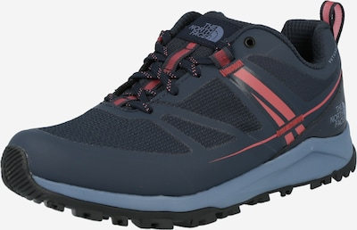 THE NORTH FACE Lave sko 'LITEWAVE FUTURELIGHT' i navy / orangerød, Produktvisning