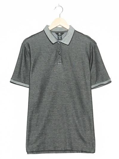 Calvin Klein Polohemd in M in dunkelgrau, Produktansicht