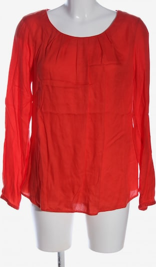 COMMA Langarm-Bluse in L in rot, Produktansicht