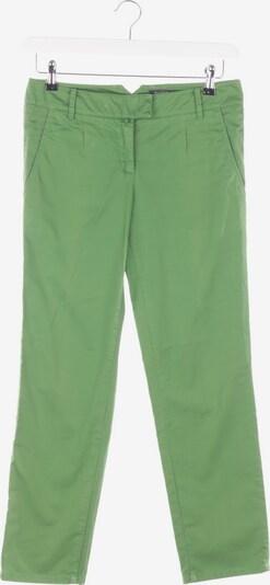 Marc O'Polo Hose in XS in grün, Produktansicht