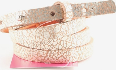 Hüftgold Belt in XS-XL in Nude / Wool white, Item view