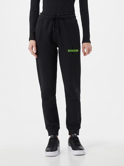 Pantaloni Calvin Klein Jeans di colore nero, Visualizzazione modelli