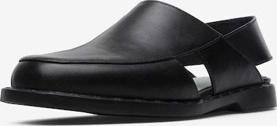CAMPER Sandalen met riem 'Twins ' in de kleur Zwart, Productweergave