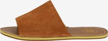 SCOTCH & SODA Pantoletter i brun