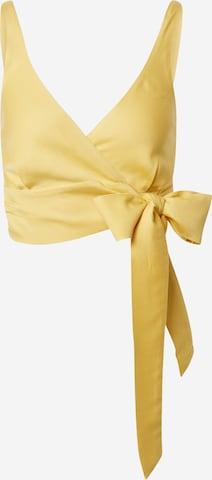 LeGer by Lena Gercke Top 'Aurea' in Yellow