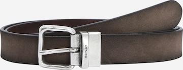 REPLAY Belt 'Cintura' in Grey