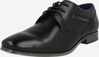bugatti Δετό παπούτσι σε γκρι / μαύρο, Άποψη προϊόντος
