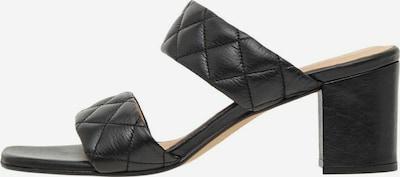 Bianco Sandale in schwarz, Produktansicht