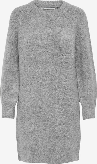 ONLY Knitted dress 'Zolte' in mottled grey, Item view