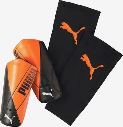 PUMA Schienbeinschoner in orange / schwarz, Produktansicht