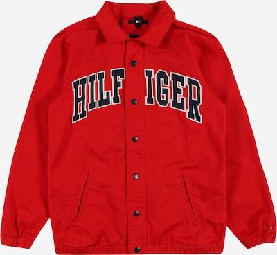 TOMMY HILFIGER Chaqueta de entretiempo en navy / rojo, Vista del producto