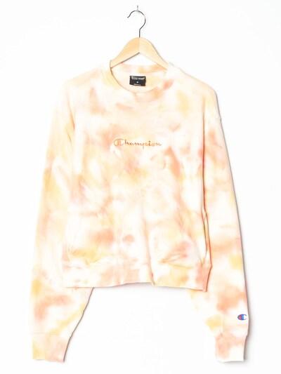 Champion Authentic Athletic Apparel Sweatshirt in L-XL in pfirsich, Produktansicht