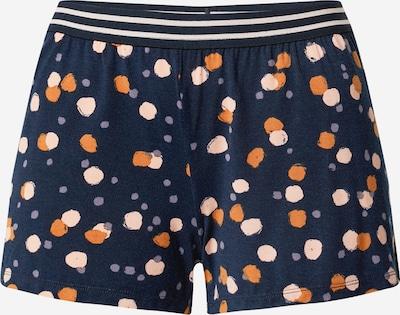 Pantaloni de pijama PJ Salvage pe navy / culori mixte, Vizualizare produs