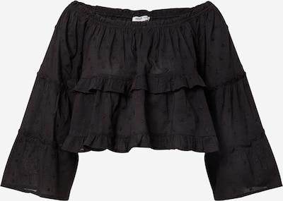 ABOUT YOU Bluse 'Clara' in schwarz, Produktansicht