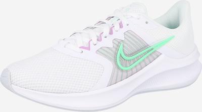 NIKE Sportschuh in jade / lila / weiß, Produktansicht