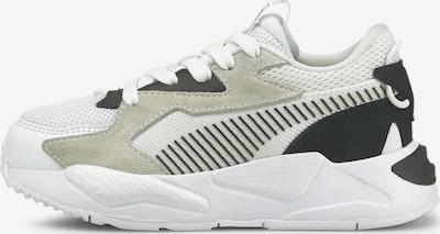 PUMA Sneaker in grau / schwarz / weiß, Produktansicht