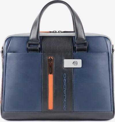 Piquadro Laptoptas in de kleur Blauw, Productweergave