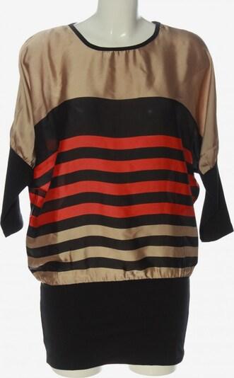 Soyaconcept Blusenkleid in S in grün / rot / schwarz, Produktansicht