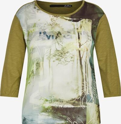 Lecomte Shirt in oliv / mischfarben, Produktansicht