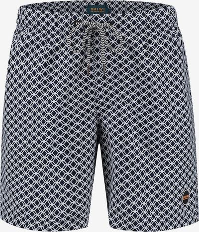Shiwi Kupaće hlače u noćno plava / bijela, Pregled proizvoda