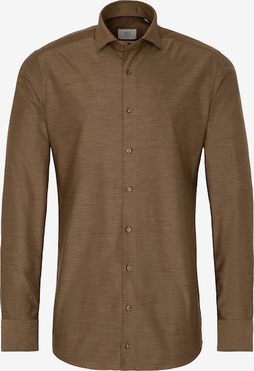 ETERNA Hemd in braun, Produktansicht
