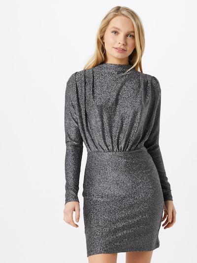 Gina Tricot Coctailkjole 'Amber' i sølvgrå, Modelvisning