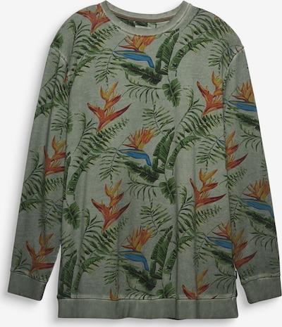 ESPRIT Sweatshirt in khaki / mischfarben, Produktansicht