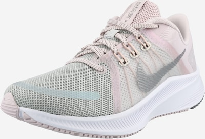 NIKE Running Shoes 'Quest 4 Premium' in Blue / Grey / Pink, Item view