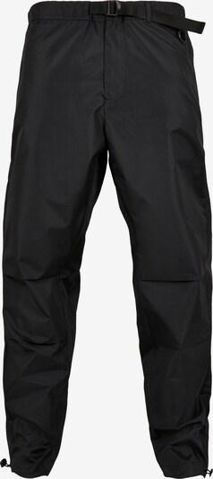 Urban Classics Big & Tall Pantalón en negro, Vista del producto