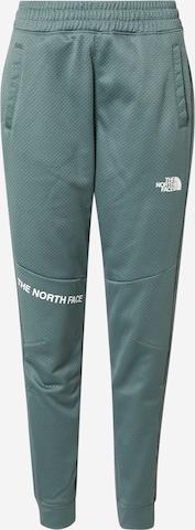 THE NORTH FACE Športové nohavice - Želená