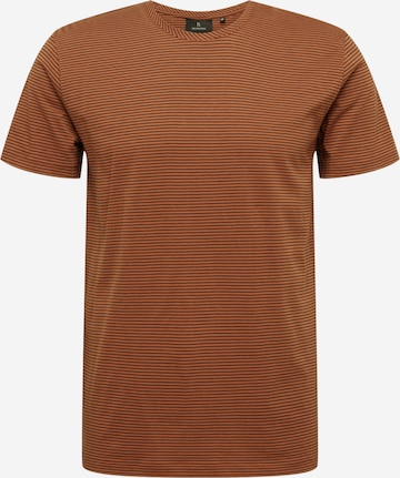 recolution T-Shirt 'AGAVE' in Orange