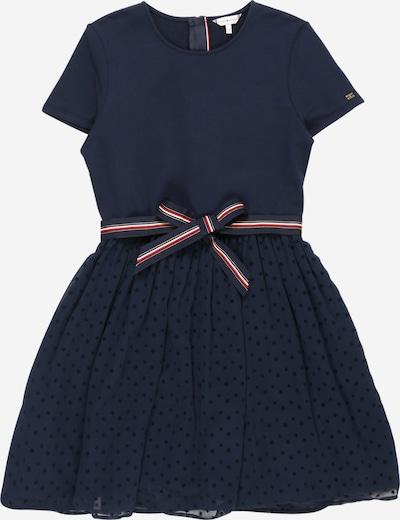 TOMMY HILFIGER Kleid in navy / nachtblau, Produktansicht