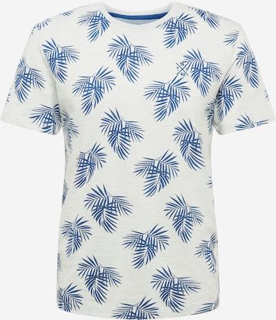 TOM TAILOR T-Shirt en bleu / gris, Vue avec produit