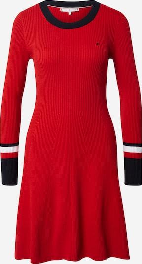 tengerészkék / piros / fehér TOMMY HILFIGER Kötött ruhák, Termék nézet