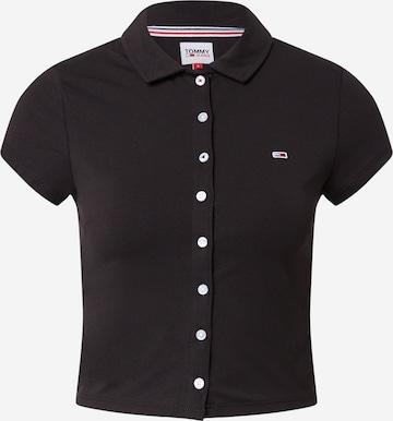 Tommy Jeans Blus i svart