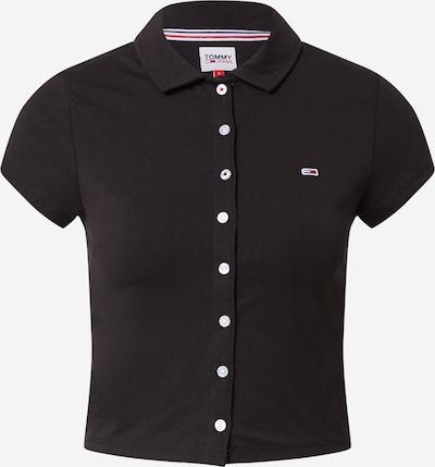 Tommy Jeans Bluse in schwarz, Produktansicht